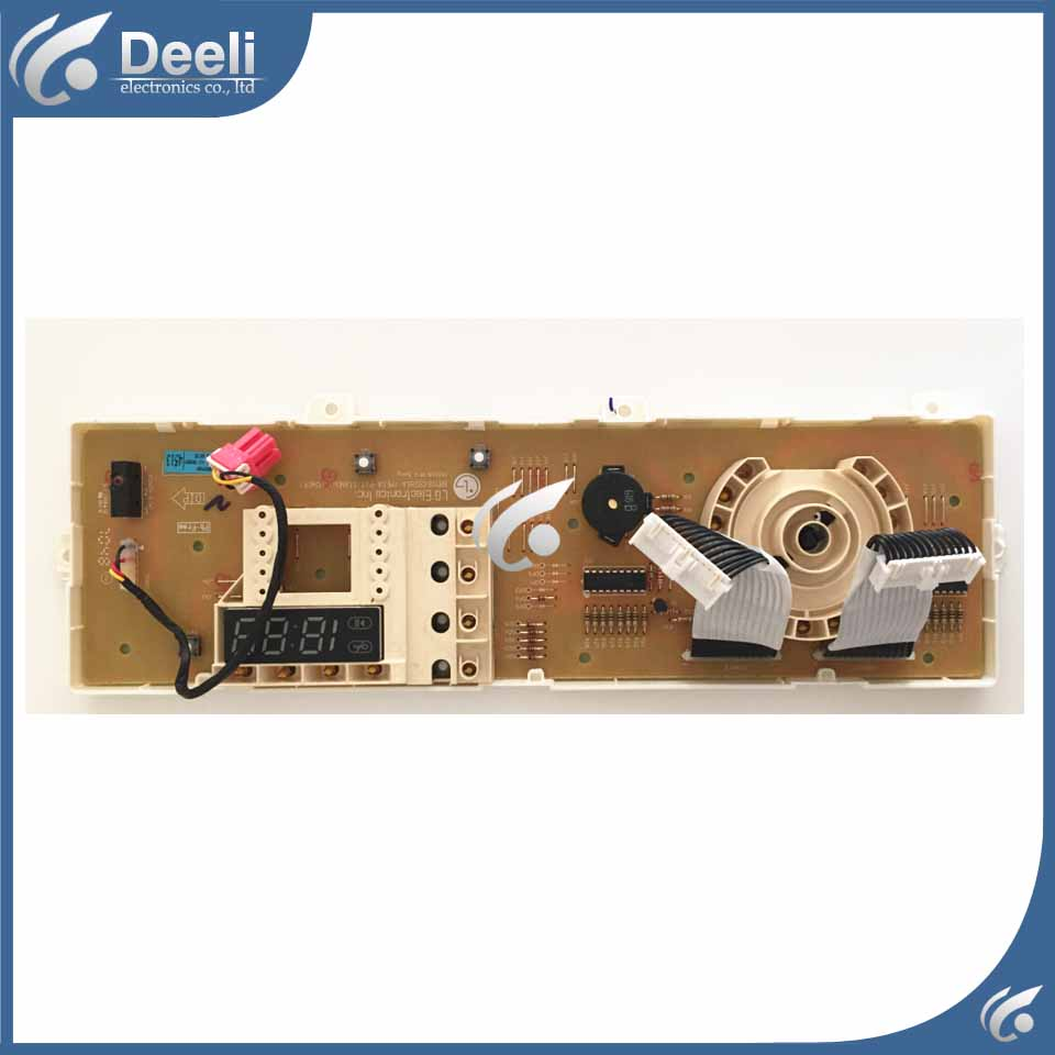 Original for washing machin board Display panel 6870EC9286A WD-N10270D usedWashing machine part