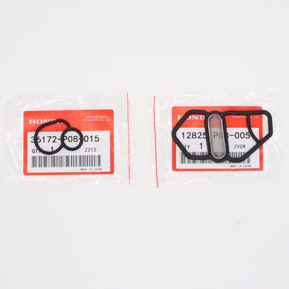 36172-P08-015/15825-P08-005 Oem Oberen + Niedrigeren VTEC Magnet Dichtung Kit für Honda GSR NSX D16Z6 B18C1 B16A2 B18C5