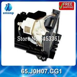 Wysokiej jakości wymiana żarówki lampy projektora 65. J0H07. CG1 dla PB9200 PE9200