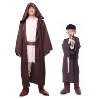 Children Star Wars Cosplay Costume Force Awakens Jedi Knight Anakin Halloween Costume For Kid Boy Anacarnival