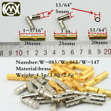 16pc CH5*25mm miniature barrel-hinge jewelry box hinges and jewelry box hardware wooden box concealed insert cylindrical hinge