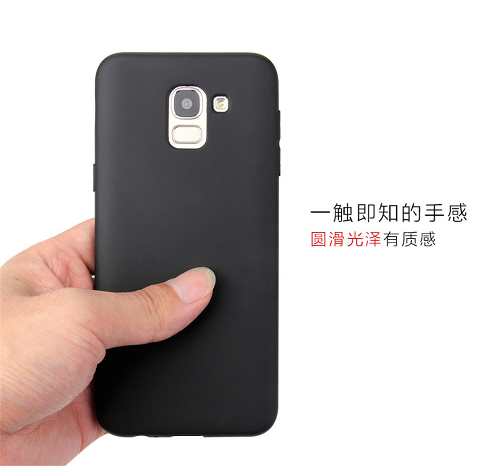 Ultra Thin Cell Phone Case For Samsung Galaxy S6 S7 Edge S8 S9 Plus S8Plus S9Plus soft TPU Silicone Back Cover _17