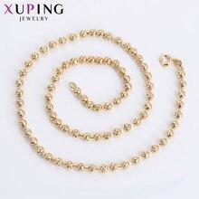 Xuping Мода темперамент ожерелье окружающей меди для женщин Рождественский день ювелирные изделия подарок S71-43820