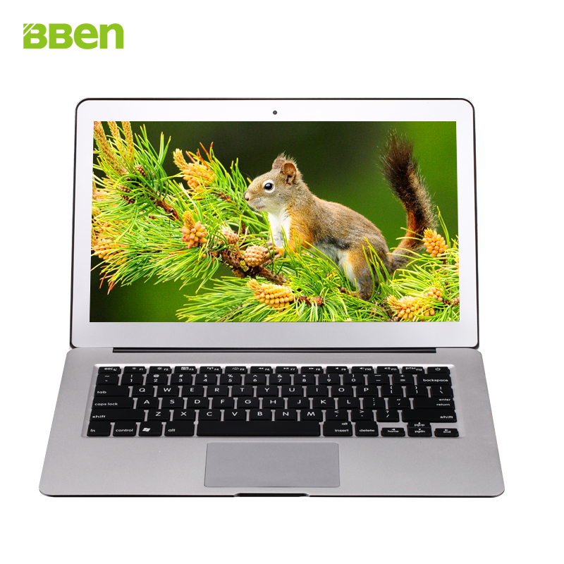 Bben 13 3inch 8GB RAM 512GB SSD i7 5200U 1920x1080FHD Windows 10 Fast Boot Ultrathin Notebook