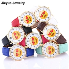Fashion Emoji Beaded Watch For Women Gold Case Wrap Quartz Elegance Watch Wholesale Wristwatch Hot Selling