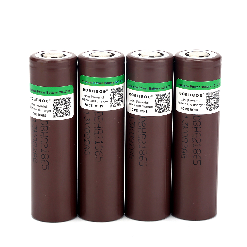 100% New HG2 3.7V 3000mAh <font><b>18650</b></font> rechargeable Li-ion battery discharge 20A dedicated For flashlight <font><b>Powerbank</b></font> HG2 <font><b>18650</b></font> batteries image