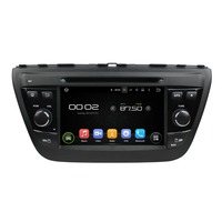 KLYDE 8 2 Din Android 8.1 Car Radio For SUZUKI SX4 S Cross 2014 Car Audio Multimedia Player Stereo 1024*600 DVD Flansh 16GB