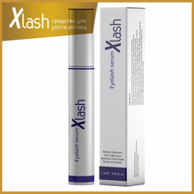Xlash Eyelash Extension Enhancer Lashes Eyelash Growth Treatment Serum Powerful Herbal Mascara Make up Thicker ink FEG PRO