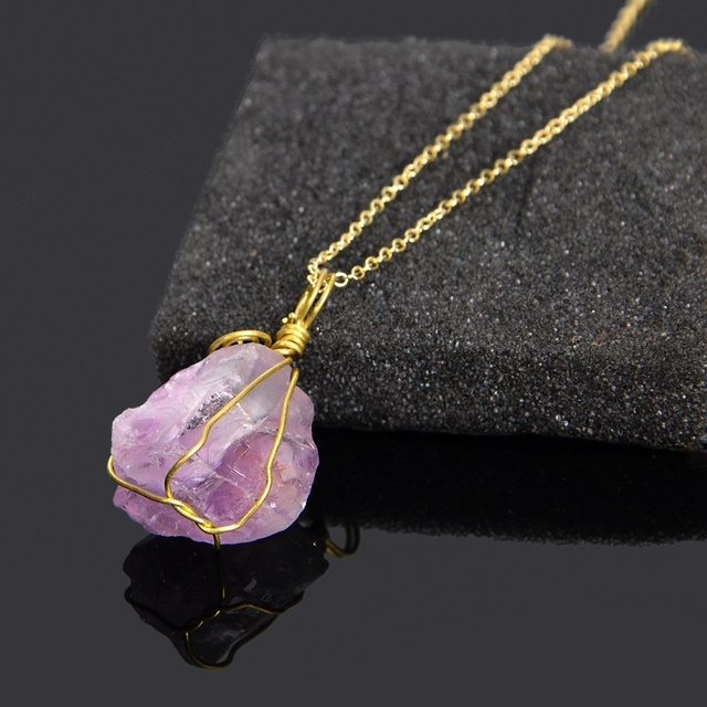 product layer catherine image double large pendant crystal grande popesco with products necklace