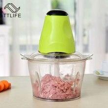 TTLIFE Household Multi-function Kitchen Vegetable Chopper  Meat Grinder Quick Shredder Cutter Manual Food Processor Kitchen Tool