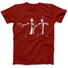 Flight Of The Fiction T-Shirt 100% Premium Cotton Conchords New T Shirts Funny Tops Tee Unisex free shipping