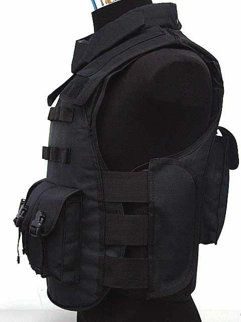 SWAT الادسنس الألوان التكتيكي القتالية الاعتداء الصدرية BK/دي/multicam ل
