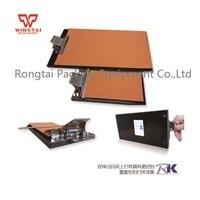 For Applicator Coating Form RK Impression Bed KHC.20 PET,Foam,Rubber Material 11*18CM