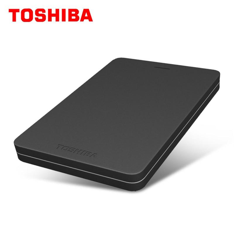 TOSHIBA 1TB 2TB External Hard Driver Disk 1000GB 1000G HDD 2.5\