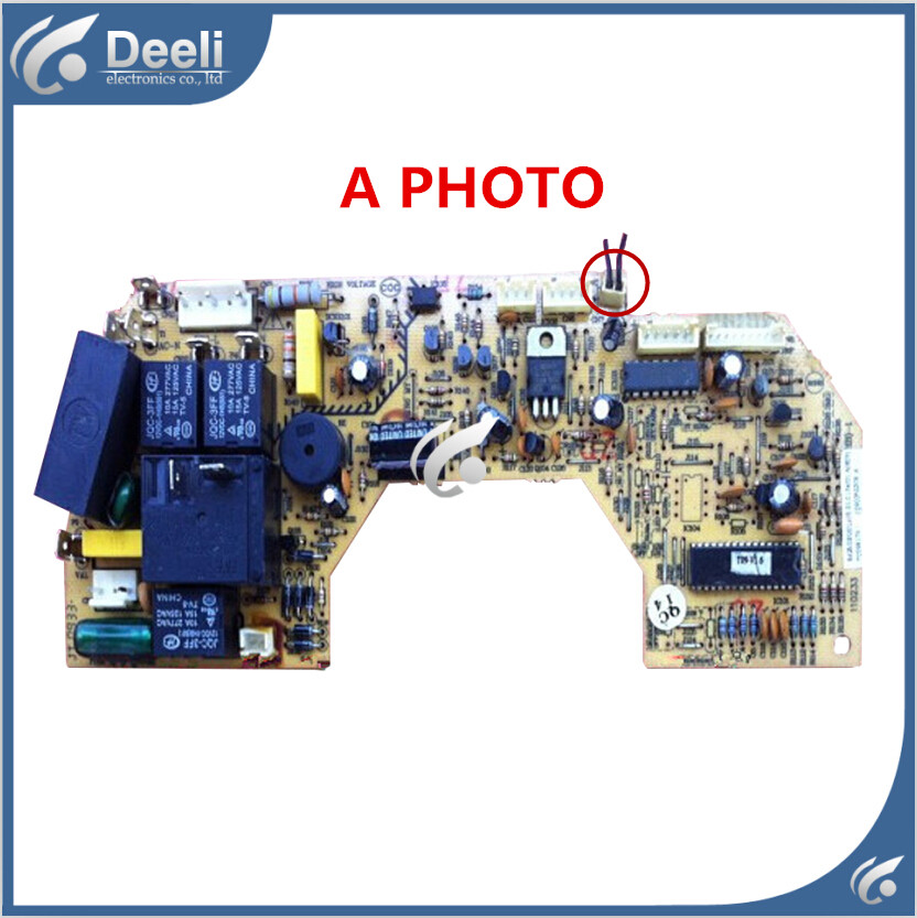 100% tested for air conditioning motherboard board computer board 32GGFT807 TCL32GGFTH09 circuit board big togo main circuit board motherboard pcb repair parts for nikon d610 slr