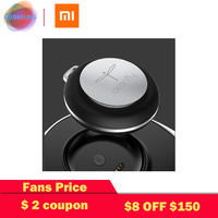 New original Xiaomi Mijia Cleanfly M1 Car Anion Air Purifier LED Display Mute Portable Purifier Support Parking Purification USB