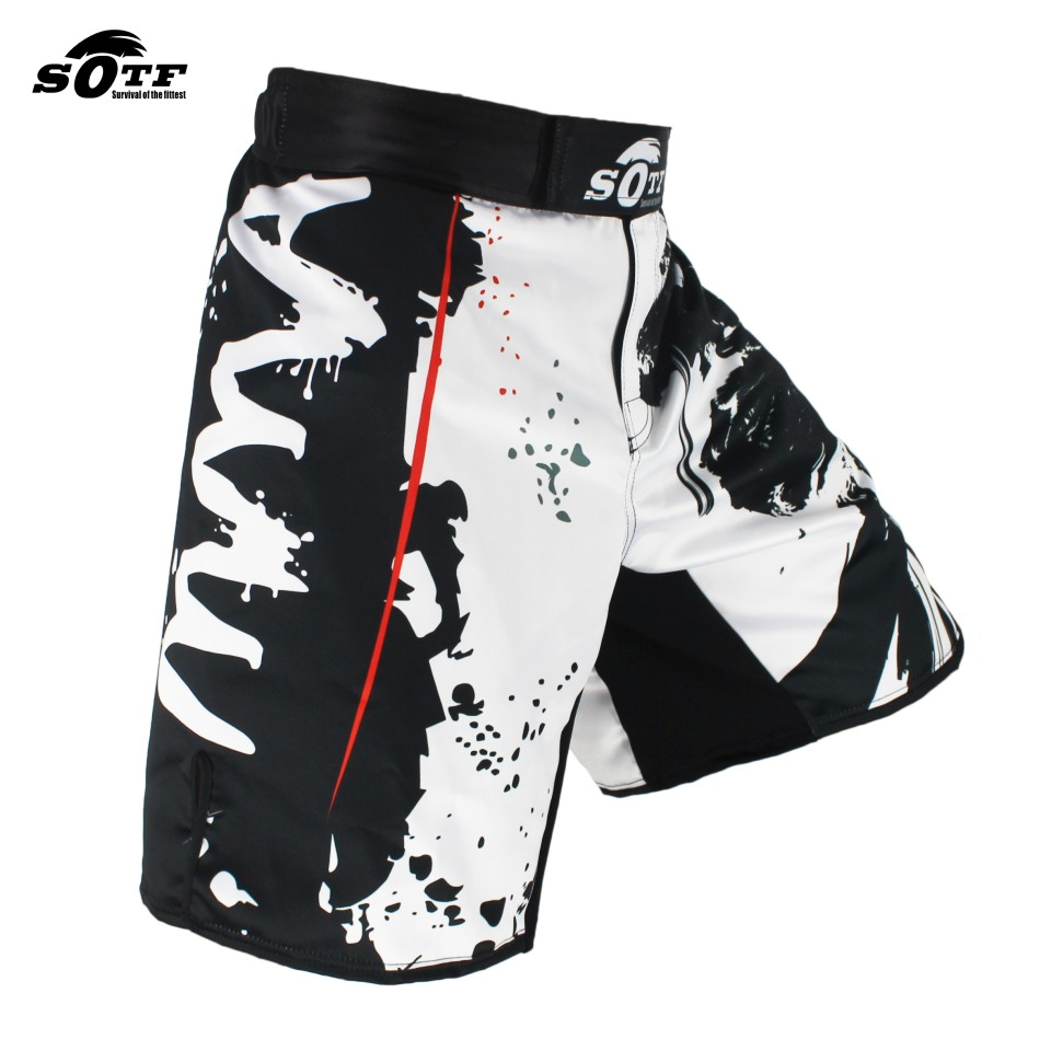 MMA boxing muay thai kick pretorian shorts mma crossfit shorts kick boxing shorts günstige mma shorts brock boxeo pretorian