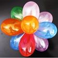 Envío gratis 500 unids./lot no3 bola redonda pequeño globo de látex globos de navidad en el banquete de boda de juguete bomba de aire apple