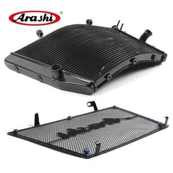 Arashi For SUZUKI GSXR1000 2009-2016 Radiator Grille Protector Cooler Radiator GSXR 1000 2009 2010 2011 2012 2013 2014 2015 2016