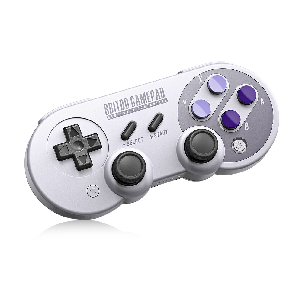 8Bitdo SN30 Pro Wireless Bluetooth Gampad Controller with Joystick for Nintendo Switch Steam Windows Android macOS