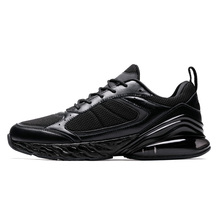 ONEMIX Men Running Shoes Zapatos De Hombre Breathable Mesh Soft Midsole Air Cushioning Outdoor Jogging Sneakers Max 47