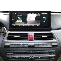 6,0 дюймов Android 10,25 автомобиль радио плеер для Honda Accord/Crosstour 2008 2009 2012 2011 2010 bluetooth сенсорный экран автомобиля gps Wi Fi