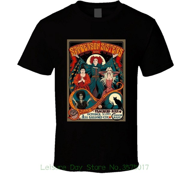 High Quality T shirt Hocus Pocus The Sanderson Sisters
