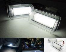 Супер яркий 6000 К белый автомобиль LED Любезно Дверь Свет для TOYOTA Wish Prius Camry alphard Isis estima Lexus IS250 RX350
