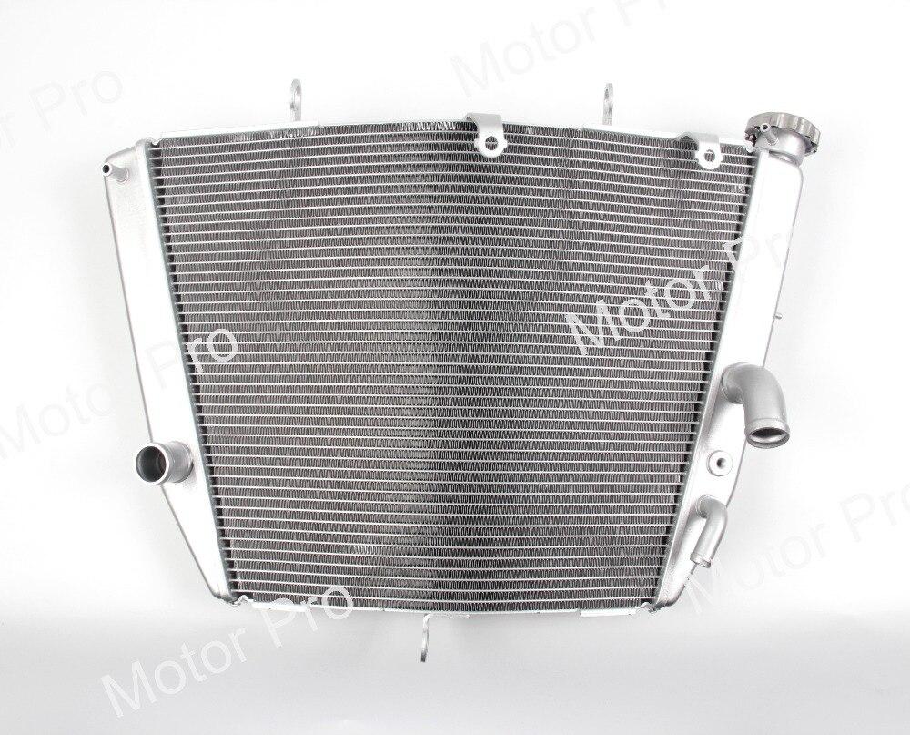 Radiator For SUZUKI GSXR 600 700 2006 2007 2008 2009 2010 2011 GSXR600 Motorcycle parts Cooling cooler SILVER GSX R 600 700 aluminium radiator for suzuki hayabusa gsxr1300 gsx1300 r 2008 2009 2010 2011 new