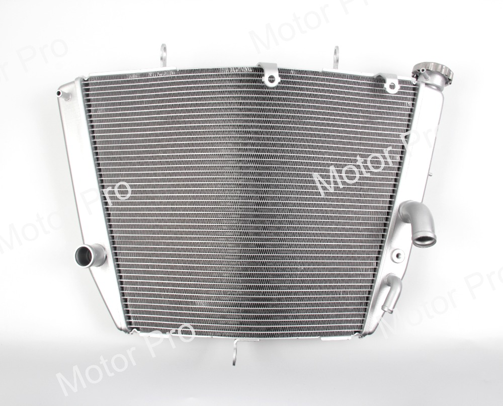 Radiator For Suzuki GSXR 600 750 2006 2011 Cooling Cooler Motorcycle Parts GSX R GSX R GSXR600 GSXR750 2007 2008 2009 2010