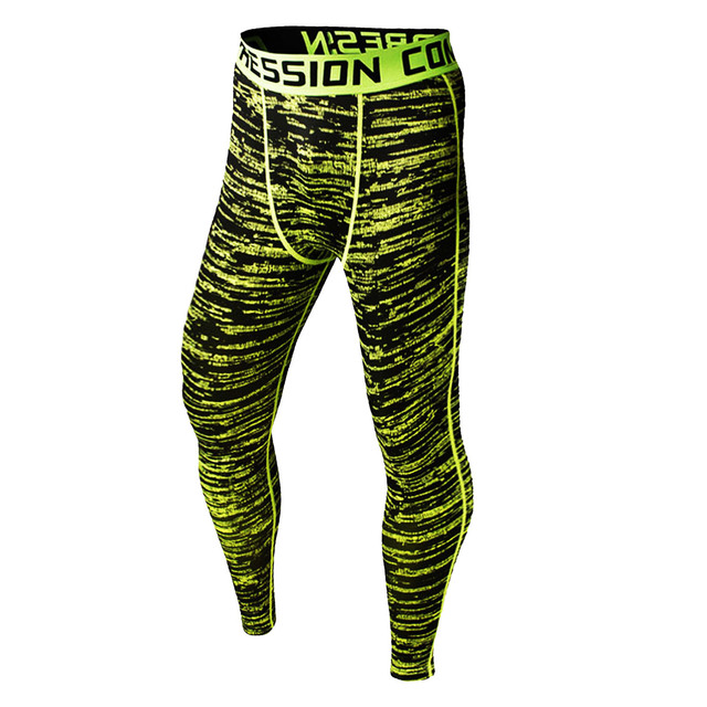 c3615afb40168 Mens Mesh Camo 3D Print Compression Pants Casual Camouflage Jogger Tights  Fitness Joggers Base Layer Skinny Men Leggings