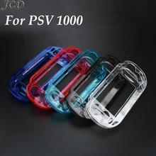 حافظة واقية من 5 قطع من JCD واقية من الكريستال الصلب لغطاء الهاتف لسوني Psvita PS Vita PSV 1000 واقي لكامل الجسم من الكريستال