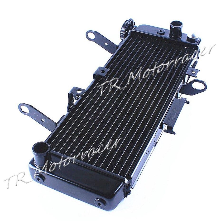 Алюминиевый водяного охлаждения двигателя радиатор для Suzuki SV650S 03 - 06 04 05 СВ650 с 2003 2004 2005 2006 СВ 650