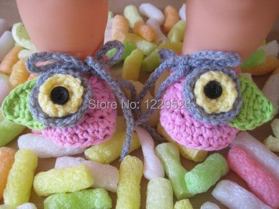 Zestaw Crochet Baby / Crochet Baby Hat shoe ship Baby - Odzież dla niemowląt - Zdjęcie 5