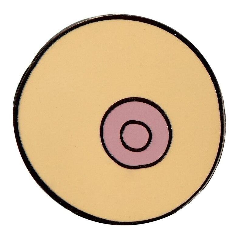 Boobs Pin Set
