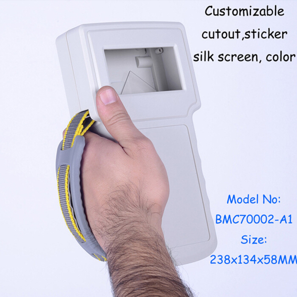 free shipping abs plastic handheld enclosures box house plastic electronic slingbox 238x134x58 mm 4pcs a lot diy plastic enclosure for electronic handheld led junction box abs housing control box waterproof case 238 134 50mm