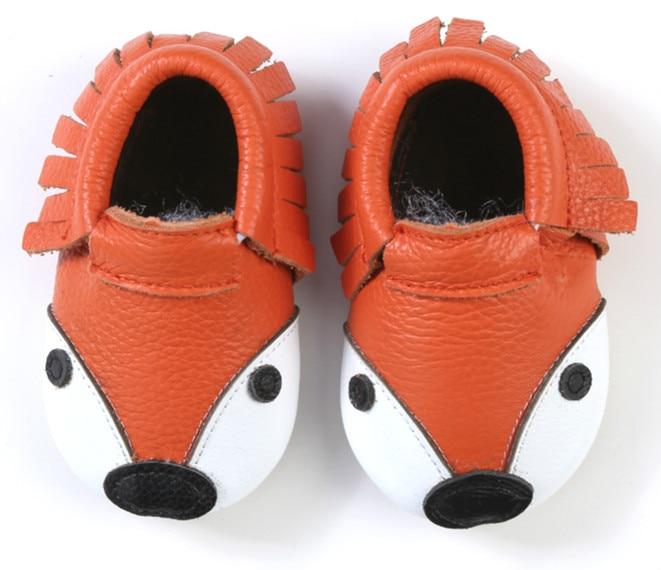Venta caliente de cuero genuino mocasines de bebé Fox zapatos de leopardo amarillo flecos zapatos para bebé, Niña y niño recién nacido bendición zapatos, zapatos de bautismo de niño, Zapatos Niño, Zapatos Niño, zapatos de Bebé Zapatos Nueva ropa de otoño e invierno para niñas. Conjunto Estilo conejo acolchado de algodón cálido 0-2T para bebés recién nacidos 3 unids/set vestido para andar