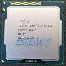 オリジナルの Intel Xeon プロセッサ E3 1230v2 E3 1230 v2 8M キャッシュ、 3.30 Ghz のクアッドコアプロセッサ LGA1155 デスクトップ CPU E3 1230V2