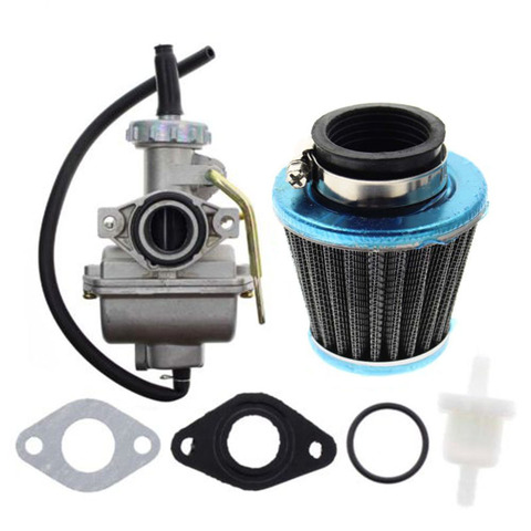 para substituicao de carburador para pz20 carb 49cc 70cc 90cc 100cc 110cc 125cc chines atv