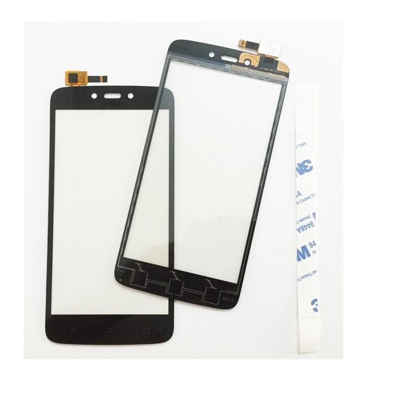 Moblie Telefon Touchscreen Sensor Für Motorola Moto C Plus Touch Screen Touch Panel Glas 5,0 zoll Ersatz Ersatzteile