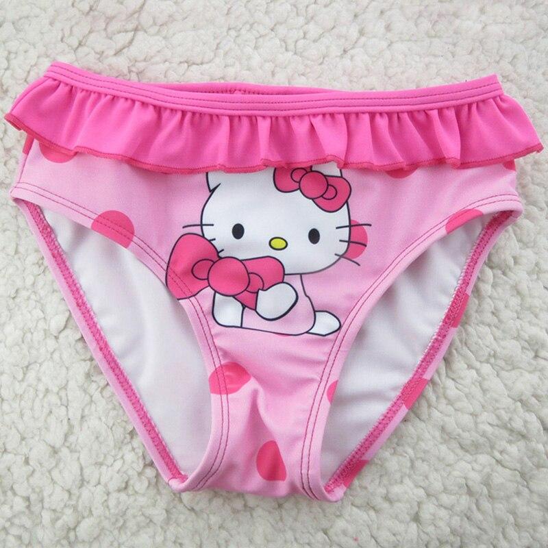 490f108b5bde € 7.25 5% de DESCUENTO|Aliexpress.com: Comprar Niñas traje de baño 2019  nuevo estilo de verano de Hola Kitty Bikini para los niños traje de los  niños, ...