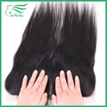 13*4 Ear To Ear Silk Base Frontal Closure With Hidden Knots Silky Straight Brazilian Full lace Frontal Closure With Baby Hair