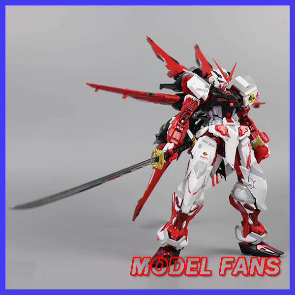 MODEL FANS in-stock Metalgear models metal build MB gundam Astray Red Frame contain fight unit option set action figureMODEL FANS in-stock Metalgear models metal build MB gundam Astray Red Frame contain fight unit option set action figure