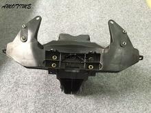 Motorcycle Ram Air Intake Tube Duct Pipe Headlight bracket For Honda CBR600RR CBR600 RR CBR 600 F5 2013 2014 2015 13 14 15