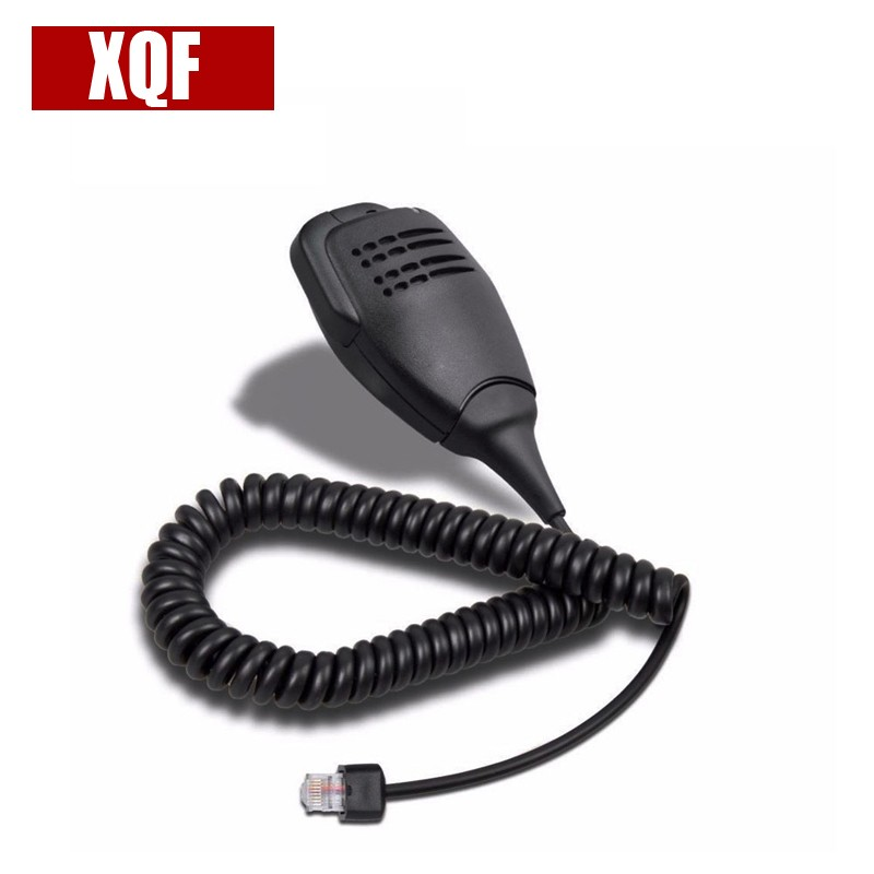 XQF Speaker <font><b>Microphone</b></font> for <font><b>Motorola</b></font> Radio <font><b>GM300</b></font> CM300 GM338 GM3188 GR300 M100 GM950 Radio image
