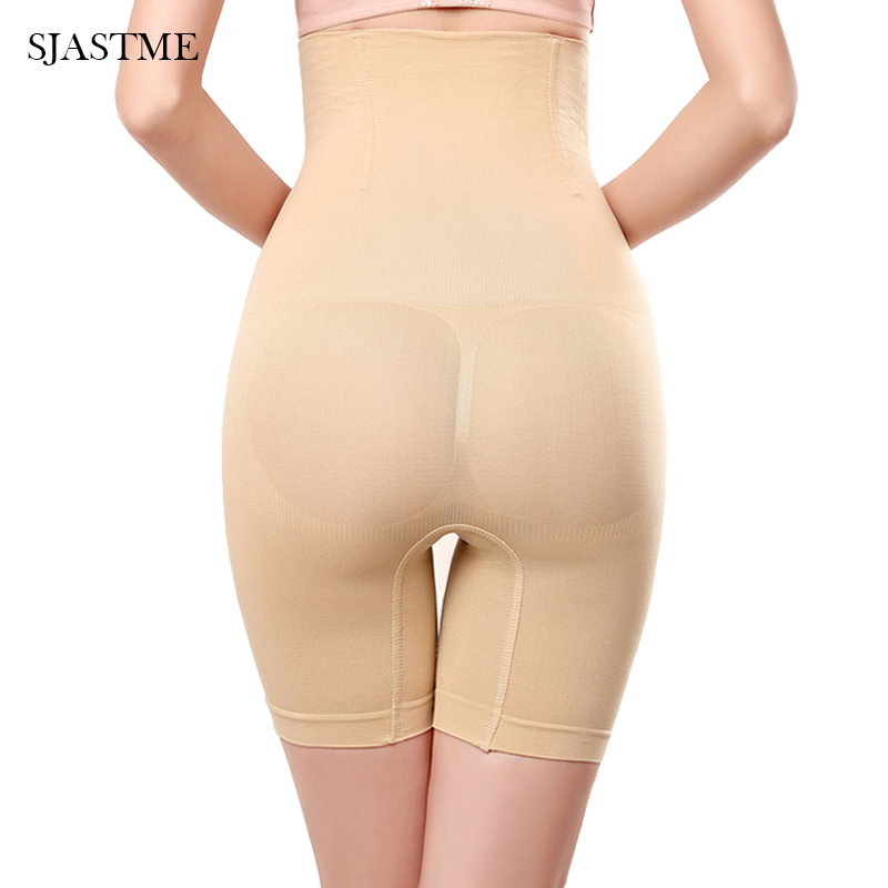 Women Slimming Shapewear Fat Burning Bodysuit Thigh Slimmer Body Shaper Trainer Corset Butt Lifter Buttock Enhancer Lift Panties 5