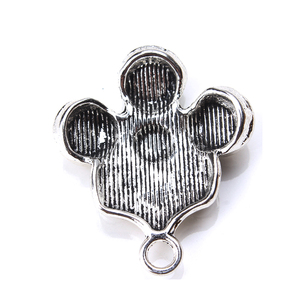 Image 4 - 5pcs/lot 33 x 28mm Gas Mask Charms Antique Silver Color for diy charms jewelry accessories necklace pendant findings making