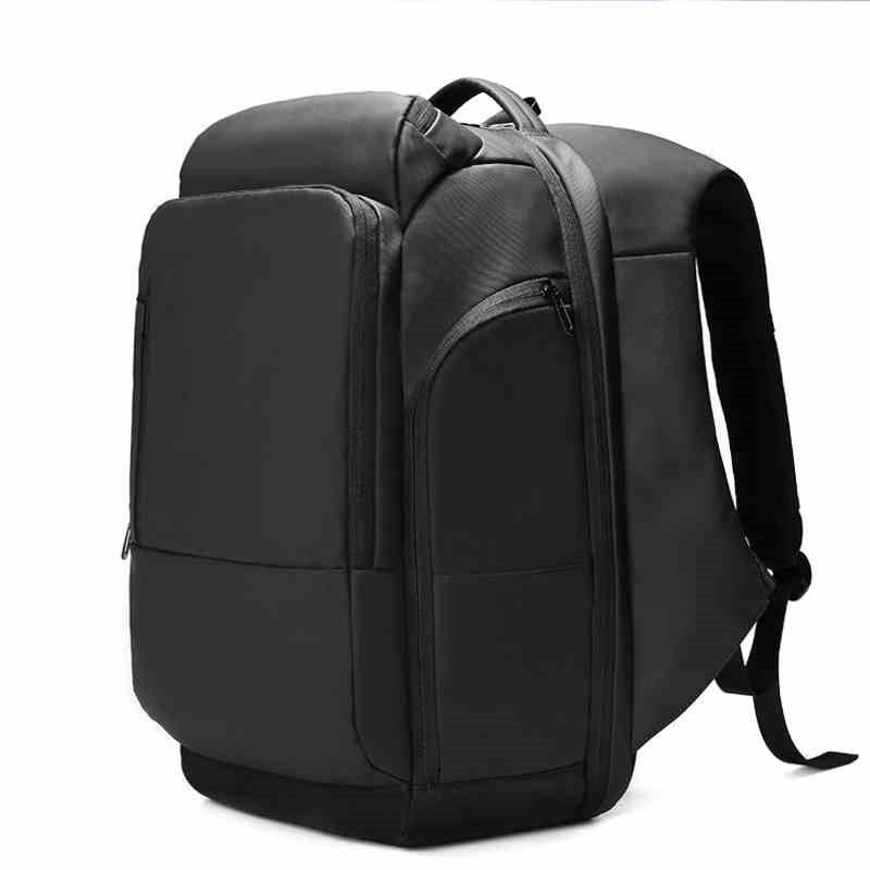 Brand Laptop Backpack 17.3 inch Laptop bag Business 17 inch Men Multifunction High capacity black Travel bag 2018 NEW voyjoy t 530 travel bag backpack men high capacity 15 inch laptop notebook mochila waterproof for school teenagers students