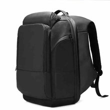 Brand Laptop Backpack 17.3 inch bag Business 17 Men Multifunction High capacity black Travel 2018 NEW