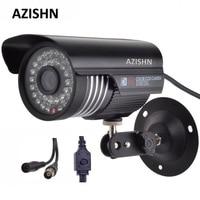 Security 1 3 Sony Effio CCD 700TVL OSD Menu IR 30m Outdoor Waterproof CCTV Camera With